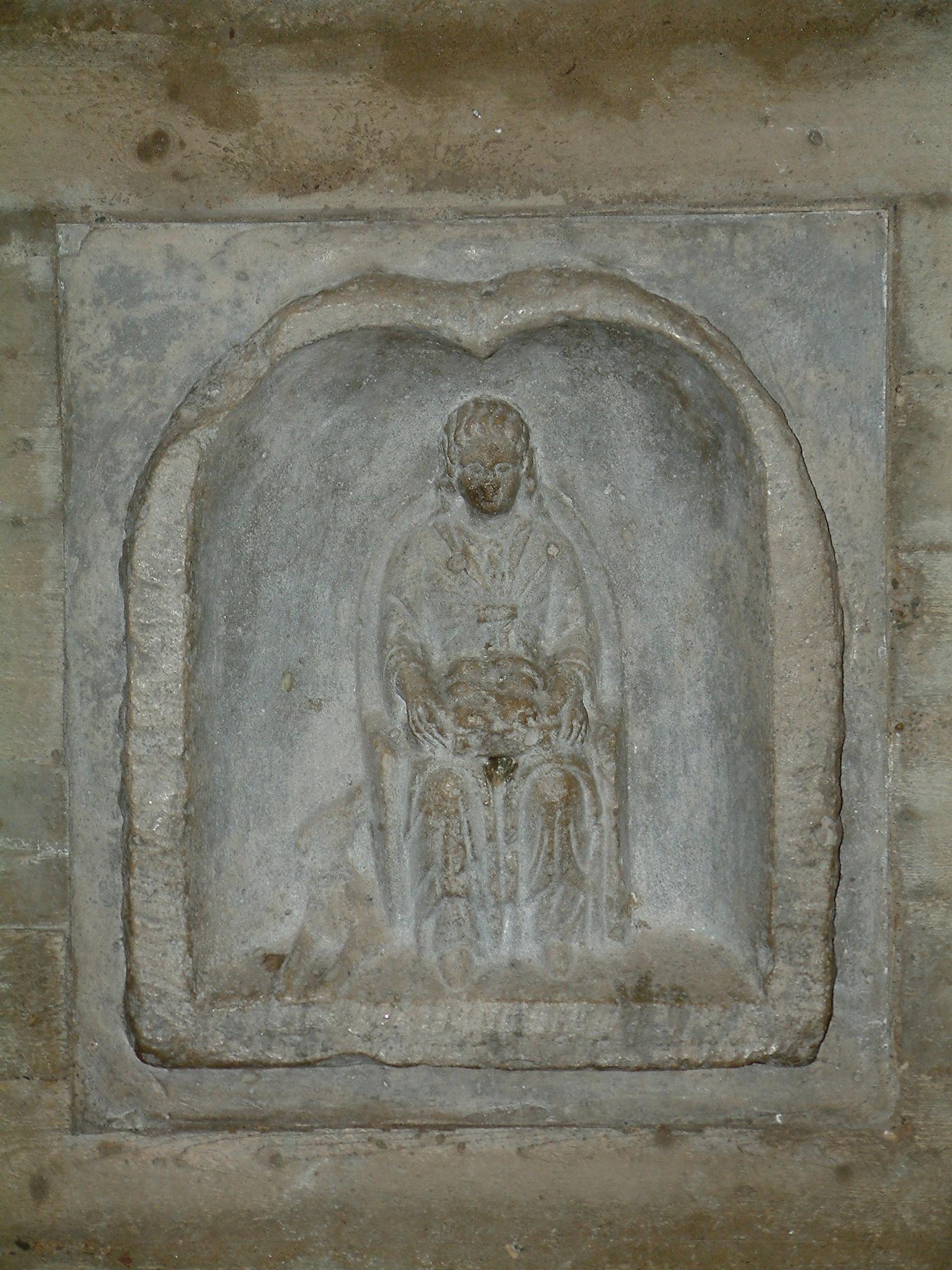 Relief der Nehalennia